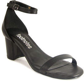Footnotes Lisa - Block Heel Sandal
