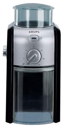 Krups Black Expert Coffee Grinder Gvx2