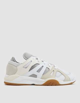 adidas Dimension Lo Sneaker in FTW White/Core White/Grey Two