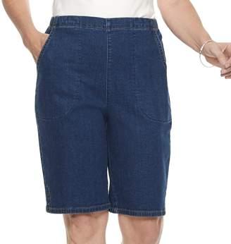 Croft & Barrow Women's Classic Pull-On Bermuda Shorts