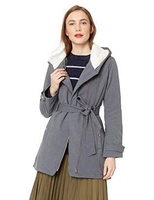 Jessica Simpson Women's Softshell Sherpa Lined Fashion Jacket
