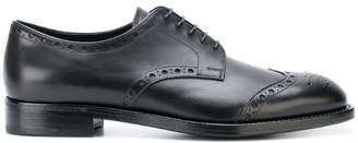 Prada formal lace-up brogues