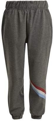 Lndr - Cotton Blend Performance Track Pants - Womens - Dark Grey