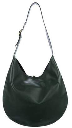 Celine Leather Hobo Bag
