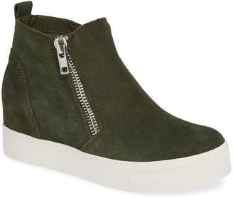 Steve Madden Wedgie High Top Platform Sneaker