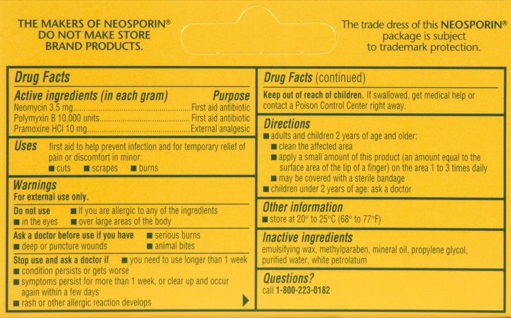 Neosporin Max Strength Antibiotic Cream - 0.5 oz
