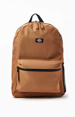 Dickies Brown Student Backpack