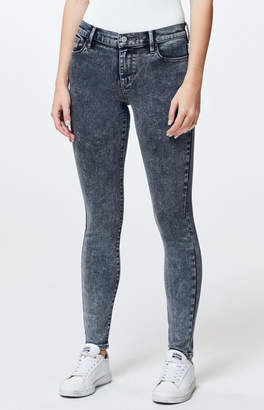 Pacsun PacSun Hazy Marble Perfect Fit Jeggings