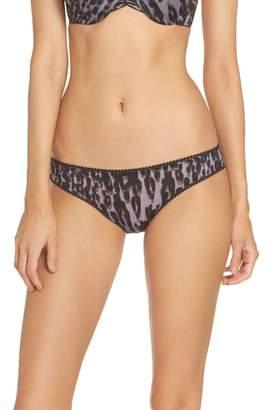 OnGossamer Triple Twist Bikini
