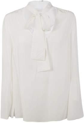 Michael Kors Bow-tie Collar Blouse