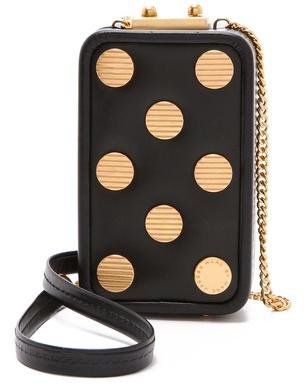 Marc by Marc Jacobs Dots Phone Box Bag