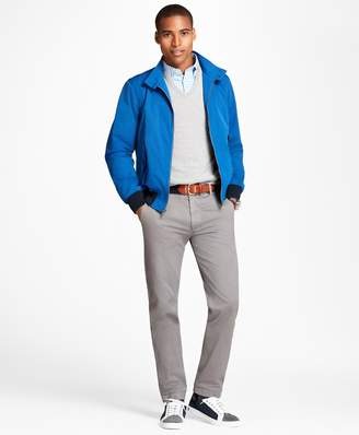 Brooks Brothers Water-Repellent Bomber Jacket