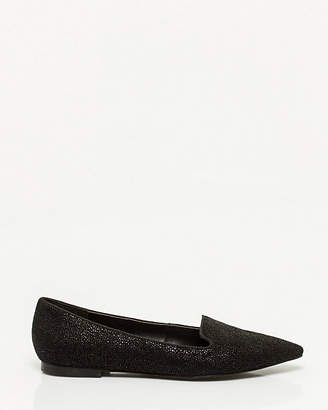 Le Château Stingray Leather Pointy Loafer