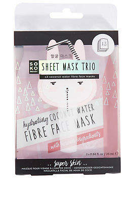 Soko NEW IS Gifts Gifts Ready: Face Mask Trio Pack Size OneSize Pink -