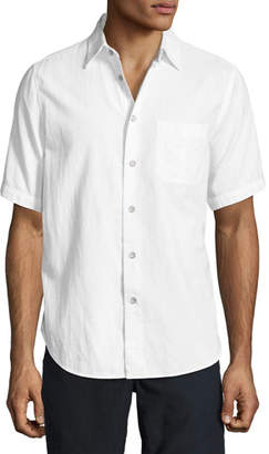 Rag & Bone Men's Standard Issue Short-Sleeve Beach Shirt