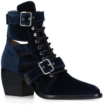 Chloé Rylee Lace Up Boot 60