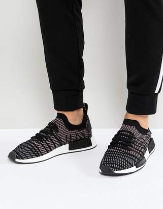 adidas NMD R1 STLT Sneakers In Black CQ2386