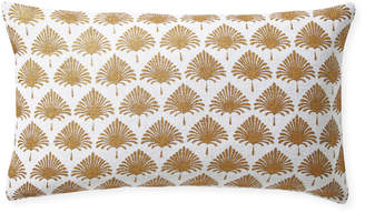 Serena & Lily Paloma Metallic Pillow Cover