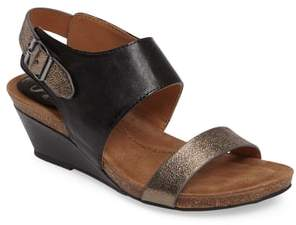 Sofft 'Vanita' Leather Sandal