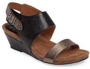 Sofft 'Vanita' Leather Sandal