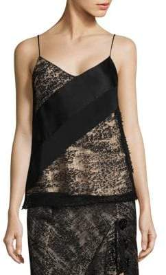 Prabal Gurung Confetti Lace Camisole