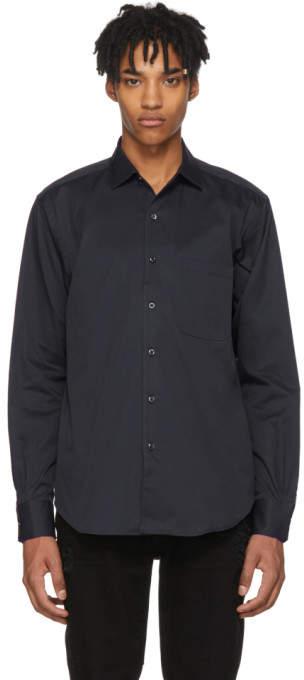 Cobra S.c. Grey Lightweight Twill Lp Shirt