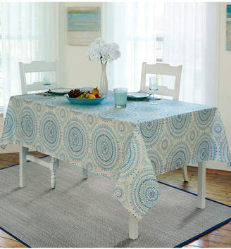 Elrene Circle Stitch Table Linens Collection