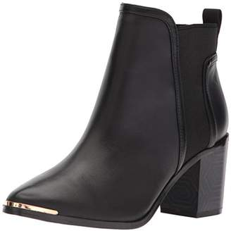 9798deb3694f3c Ted Baker Black Ankle Women s Boots - ShopStyle