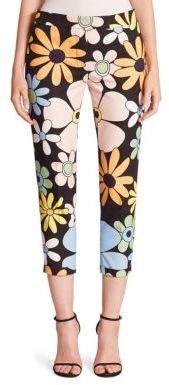 Thom Browne Floral Printed Pants $1,550 thestylecure.com