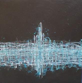 Sharon Hegarty Art Woven Night