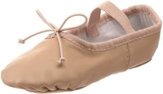 Dance Class Leather Ballet Flat (Toddler/Little Kid/Big Kid)