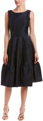 Badgley Mischka Belle by Belle By Midi Dress