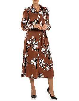 Studio.W Printed Shirt Dress