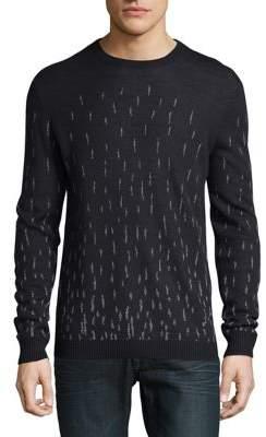 John Varvatos Thunder Long Sleeve Sweater