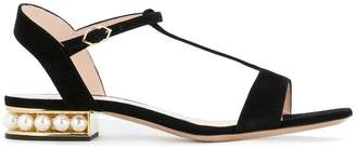 Nicholas Kirkwood Casati t-bar sandals
