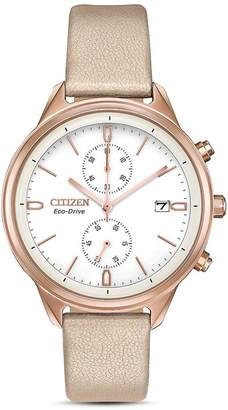 Citizen Chandler Chronograph, 39mm