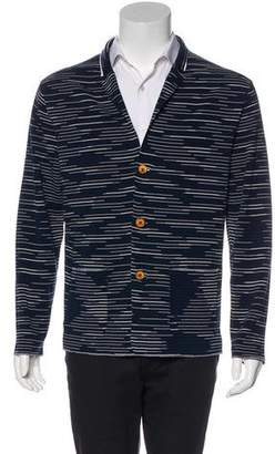 Missoni Woven Striped Cardigan