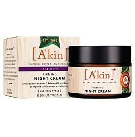 Akin A'KIN Firming Night Cream 50Ml