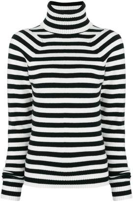 Haider Ackermann striped knit sweater