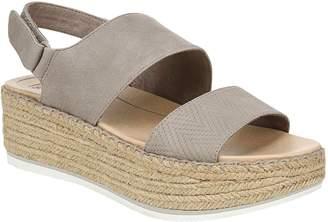 Dr. Scholl's Adjustable-Strap Platform Sandals- Cool Vibes