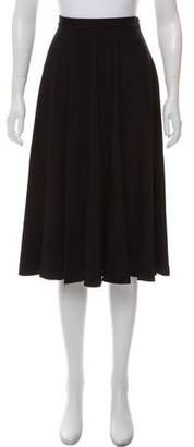 Tomas Maier Knit Knee-Length Skirt