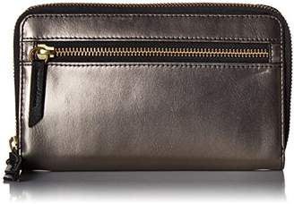 Fossil Raven Wallet ON A String Bag