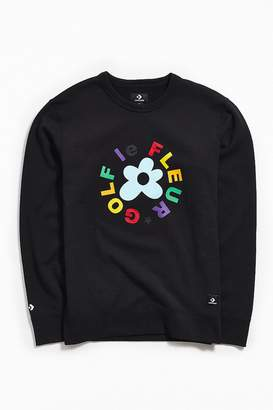 Converse X Golf Le Fleur Essentials Crew Neck Sweatshirt