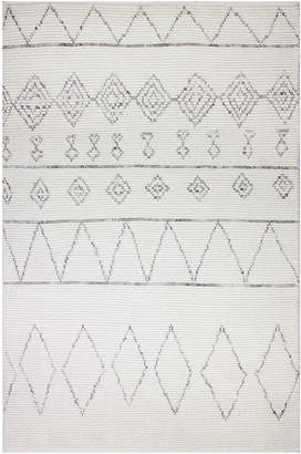 Bashian Rugs Marrakesh Sara Hand-Knotted Wool Moroccan Rug