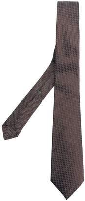 Borrelli jacquard pattern tie
