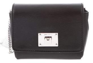 Jimmy Choo Leather Mini Crossbody Bag