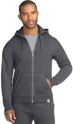 Hanes Men's 1901 Heritage Fleece Full-Zip Hoodie