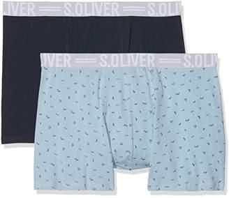 S'Oliver Men's 2R.895.97.4249 Boxer Shorts,XXX-Large