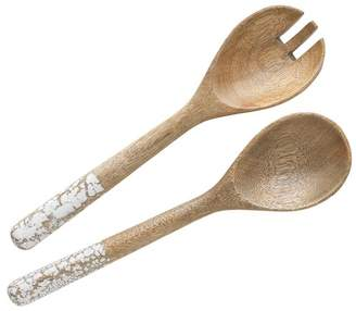 Fraser Cloud Salad Servers