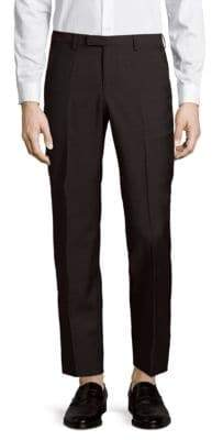 HUGO BOSS Dark Wool Pants